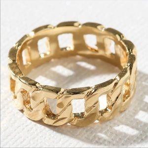 Vanessa Mooney The Chain Link Ring